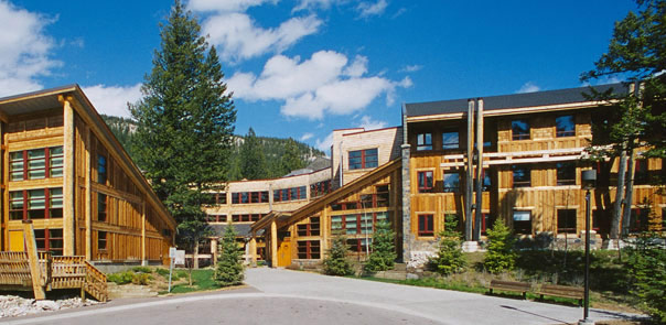 banff centre accommodations